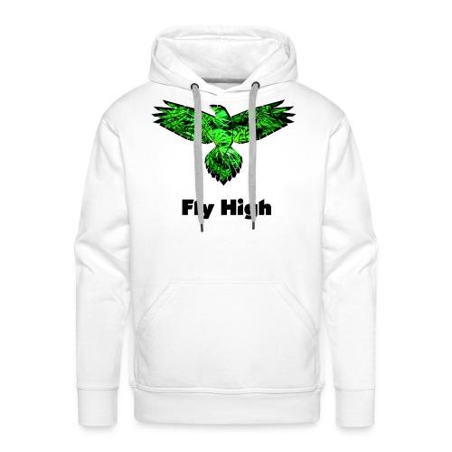Fly High - Männer Premium Hoodie