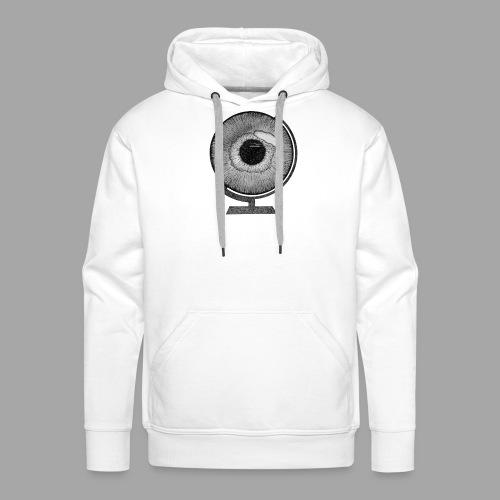 Brilles tes yeux noirs - La valse à mille points - Sweat-shirt à capuche Premium pour hommes