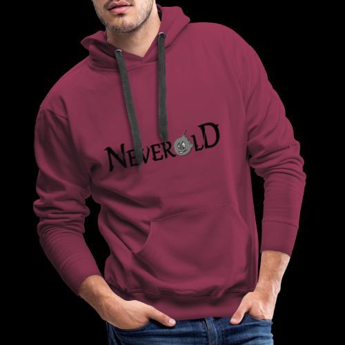 logo en ligne - Sweat-shirt à capuche Premium pour hommes