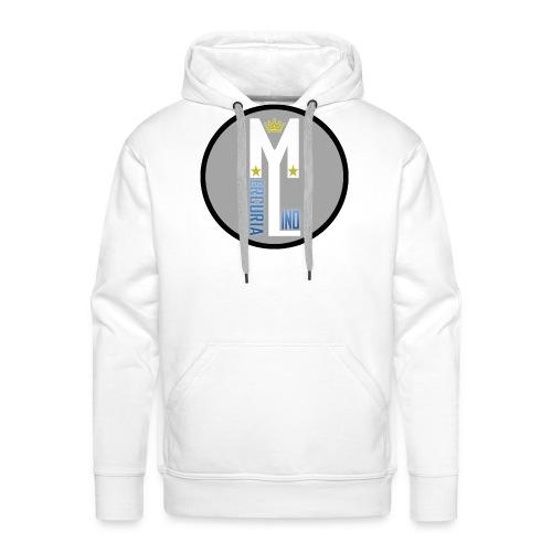 Logo-MLLLSterng - Männer Premium Hoodie