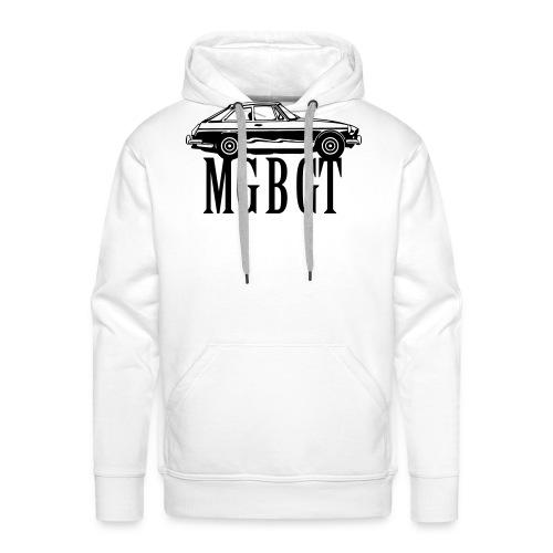 MG MGB GT - Autonaut.com - Men's Premium Hoodie