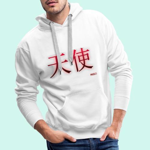 ANGELO/ANGEL - Mannen Premium hoodie