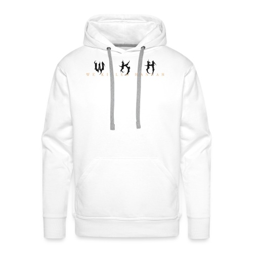 We Killed Hannah 1st Edition Classic - Men's Premium Hoodie