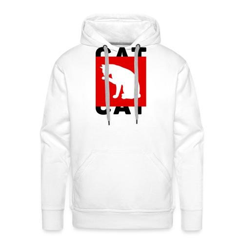 CAT - Mannen Premium hoodie