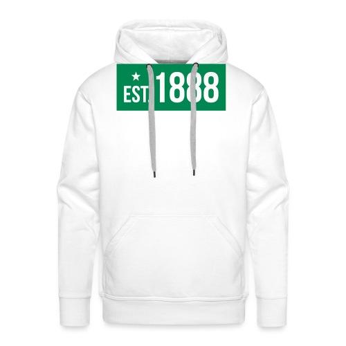 EST. 1888 - Men's Premium Hoodie