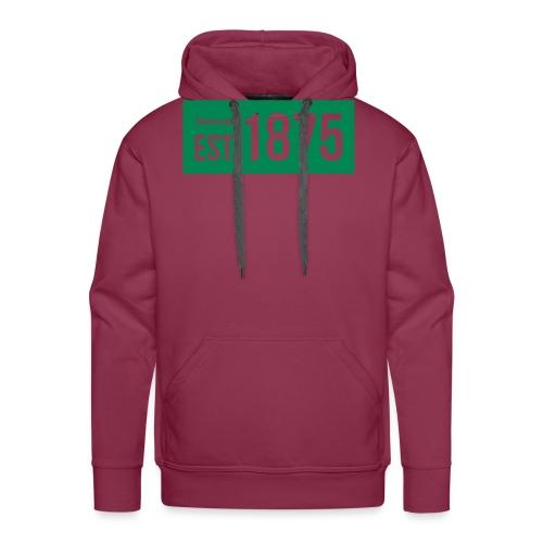 EST. 1875 Hibs - Men's Premium Hoodie