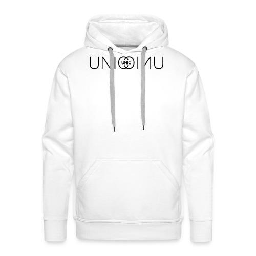 UNIC UNIC - Sweat-shirt à capuche Premium pour hommes