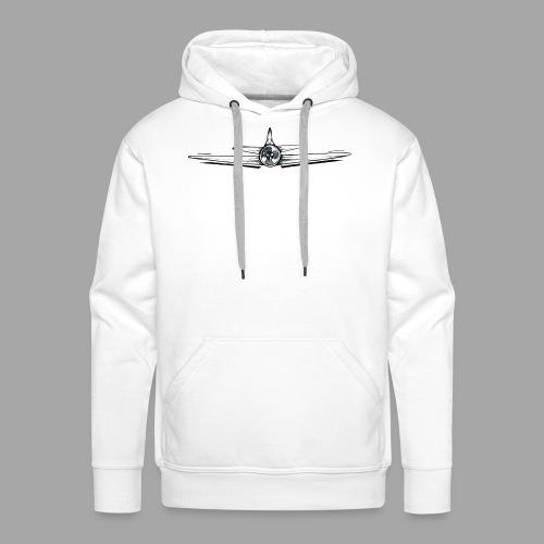 Boeing - La valse à mille points - Sweat-shirt à capuche Premium pour hommes