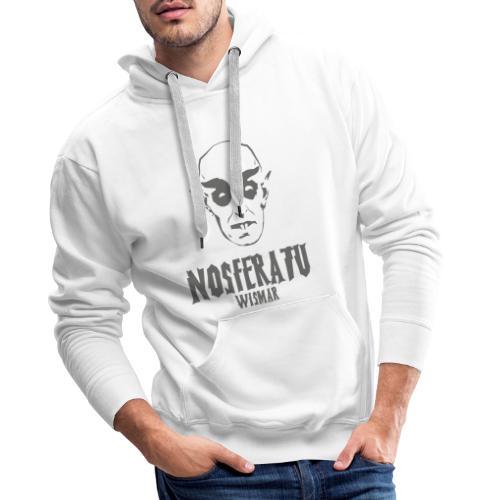 Nosferatu Horrorfilm Horror Gruselig - Männer Premium Hoodie
