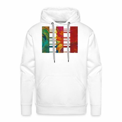 Color my Life - Männer Premium Hoodie