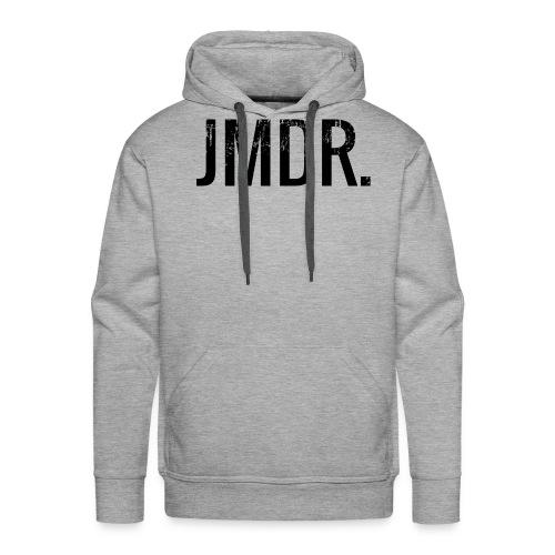 Zwart skyfall - Mannen Premium hoodie