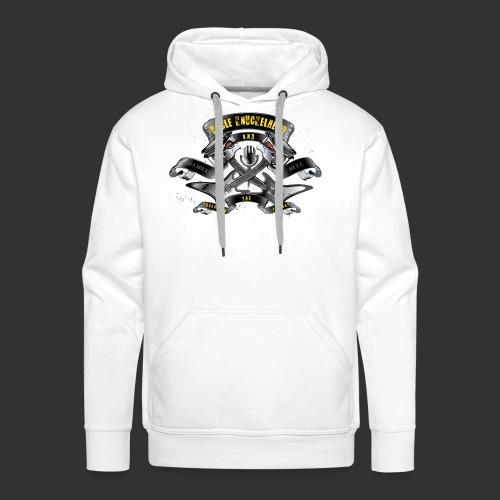 screaming pistons - Mannen Premium hoodie