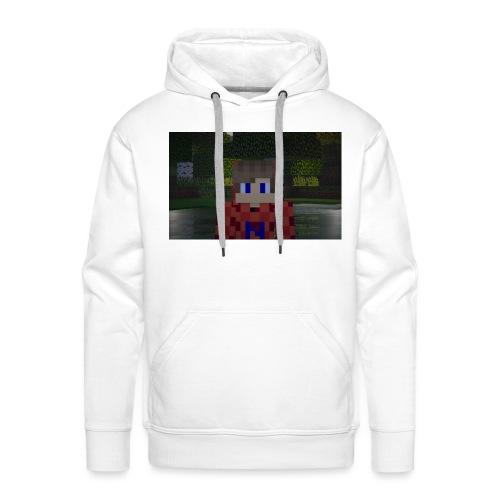Mein Minecraft-Skin - Männer Premium Hoodie