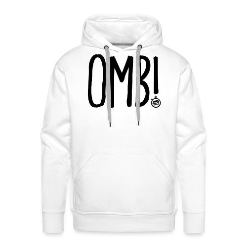OMB LOGO - Men's Premium Hoodie