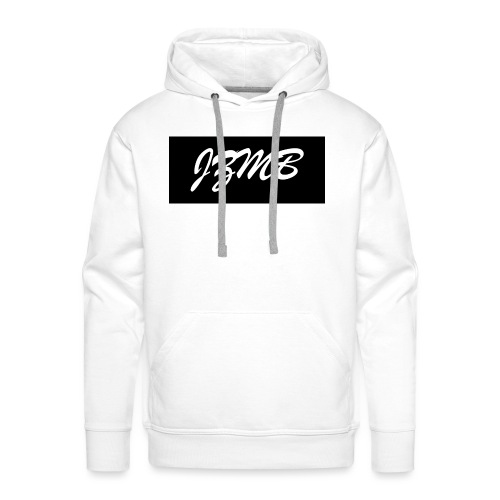 Official JZMB Apparel LOGO - Men's Premium Hoodie