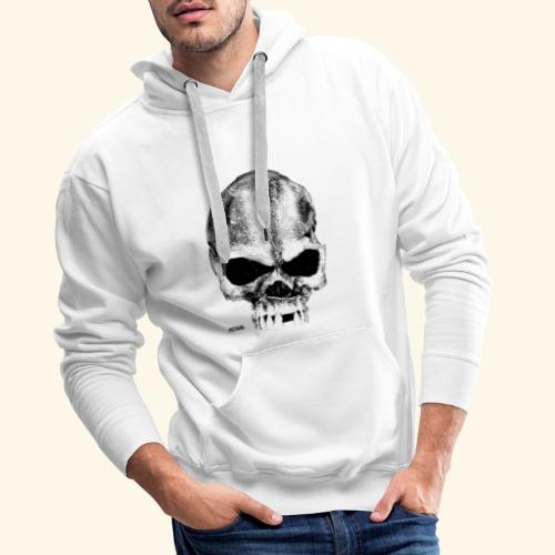 Crane - Sweat-shirt à capuche Premium pour hommes