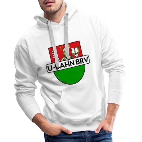 U-Bahn Bremervörde Logo - Männer Premium Hoodie