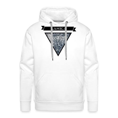 Laska - Sweat-shirt à capuche Premium pour hommes