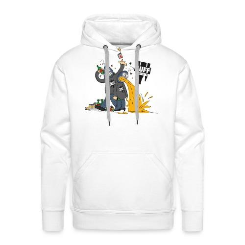 Suff Crew Caricature - Men's Premium Hoodie