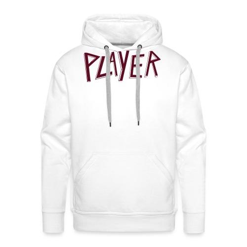 player Slayer - Sweat-shirt à capuche Premium pour hommes