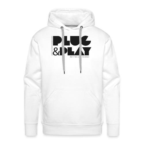 PLUG & PLAY 2 - Männer Premium Hoodie