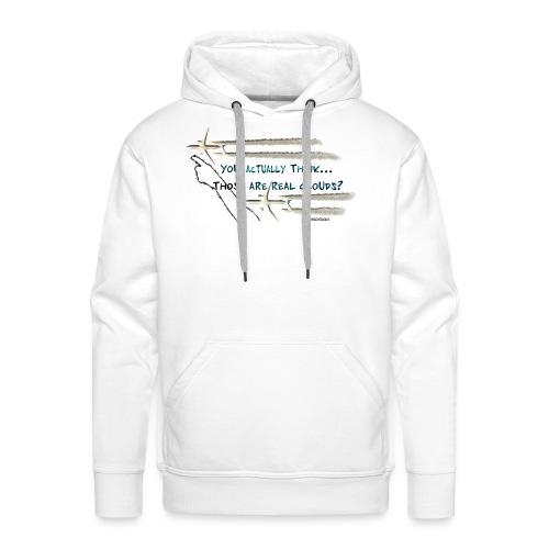 Skywatcher 02 - Mannen Premium hoodie