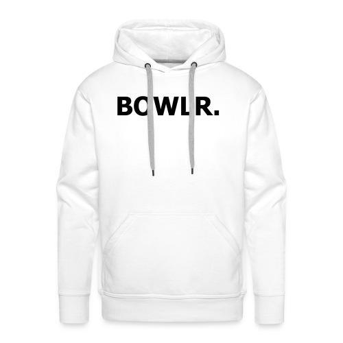 BOWLR. (BALR) - Mannen Premium hoodie