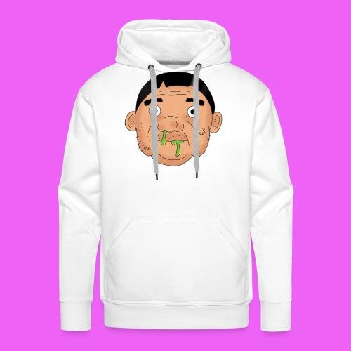 Fat boy - Sudadera con capucha premium para hombre