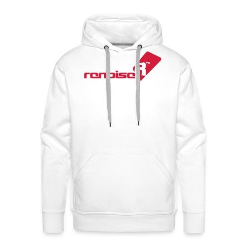 Renoise Logo - Men's Premium Hoodie