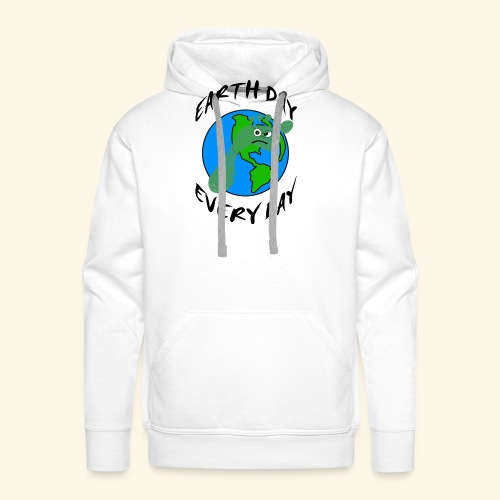 Earth Day Every Day - Männer Premium Hoodie