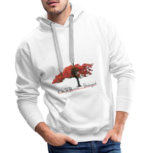 Flamboyant - Sweat-shirt à capuche Premium pour hommes