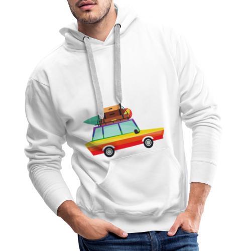Gay Van | LGBT | Pride - Männer Premium Hoodie