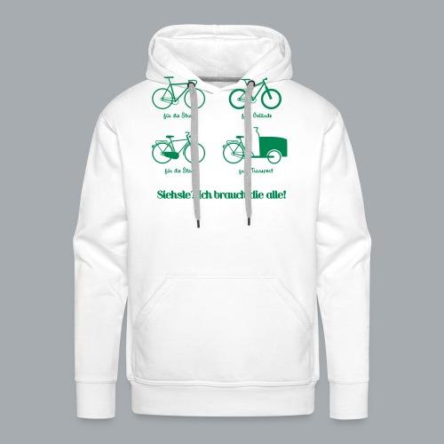 Bikepark - Männer Premium Hoodie