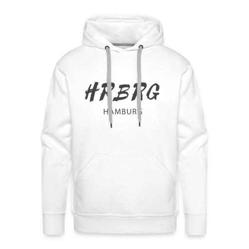 HRBRG - Hamburg Harburg - Männer Premium Hoodie