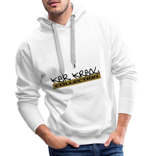 974 ker kreol collection vip 01 - Sweat-shirt à capuche Premium pour hommes