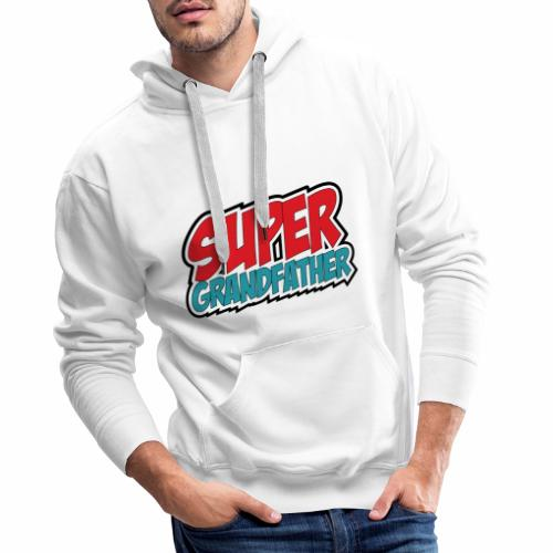 Super Grandfather - Men's Premium Hoodie