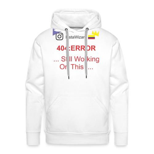 404 - Men's Premium Hoodie