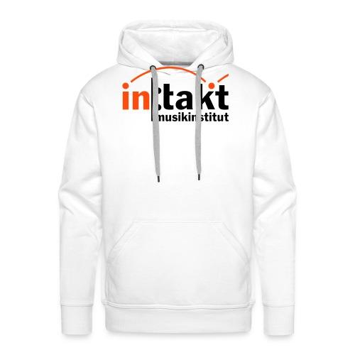 intakt Logo - Männer Premium Hoodie