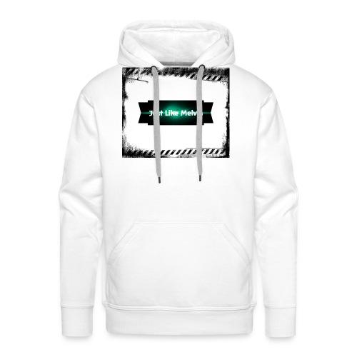 JustLikeMelvin - Mannen Premium hoodie