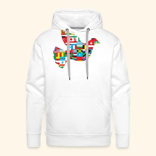 countrys t-shirt - Sudadera con capucha premium para hombre
