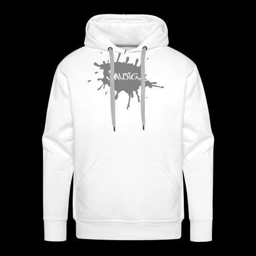 sausig - Mannen Premium hoodie