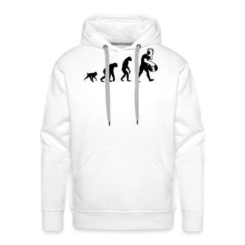 evodj_bethe1 - Sweat-shirt à capuche Premium pour hommes