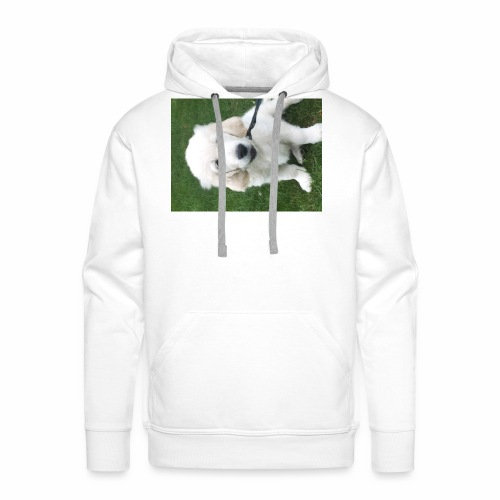 Dearly Dog Tee - Men's Premium Hoodie