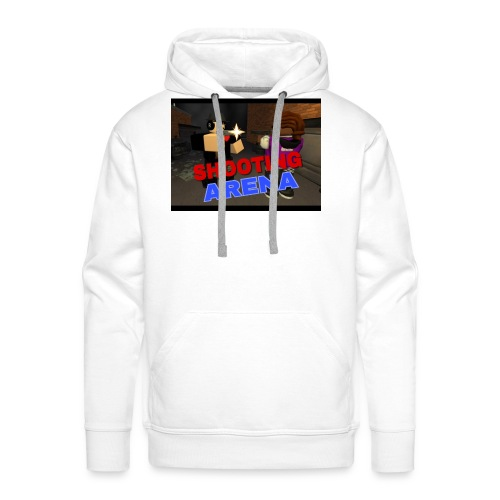 Release on Team HD game on roblox - Men's Premium Hoodie
