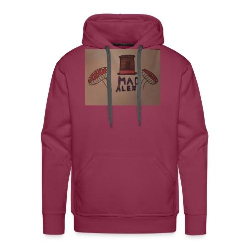 Mad Alex Logo - Men's Premium Hoodie