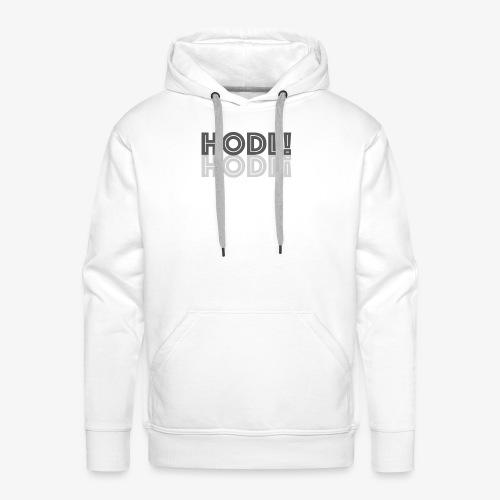 HODL! - Men's Premium Hoodie