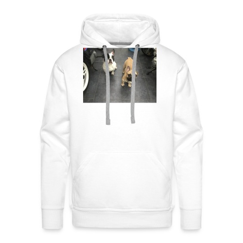 372D9BB6 6536 4E0B 9867 352DD1D58BB7 - Sweat-shirt à capuche Premium pour hommes
