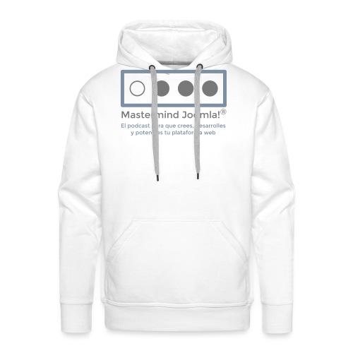 Mastermind Joomla - Sudadera con capucha premium para hombre