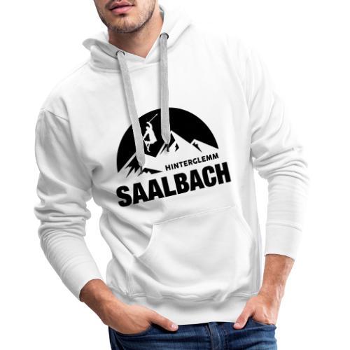Summit Saalbach - Mannen Premium hoodie