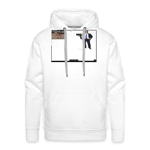 NohaBoi Exposed - Herre Premium hættetrøje